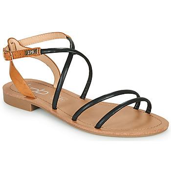 kengät Naiset Sandaalit ja avokkaat Les Petites Bombes EDEN Musta