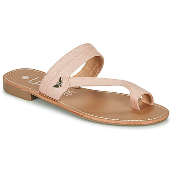 kengät Naiset Varvassandaalit Les Petites Bombes EVA Pink
