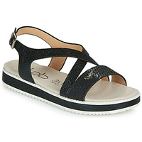 kengät Naiset Sandaalit ja avokkaat Les Petites Bombes MARIA Black