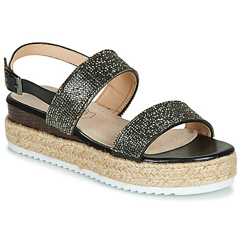 kengät Naiset Sandaalit ja avokkaat Les Petites Bombes CHLOE Black