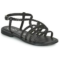 kengät Naiset Sandaalit ja avokkaat Les Petites Bombes ARIA Black