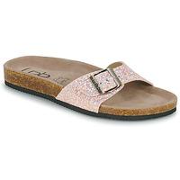 kengät Naiset Sandaalit Les Petites Bombes ROSA Vaaleanpunainen