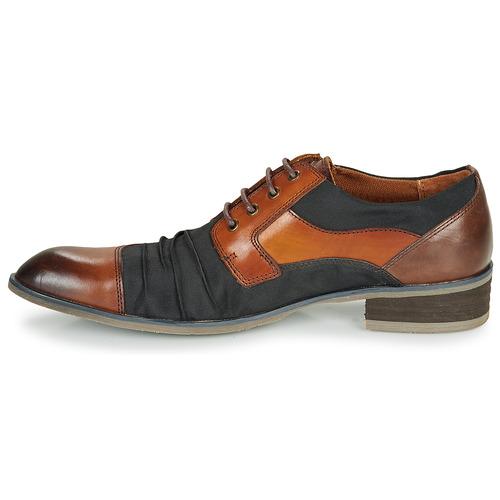 Kdopa Montmartre Brown - Ilmainen Toimitus- Kengät Derby-kengät Miehet 78