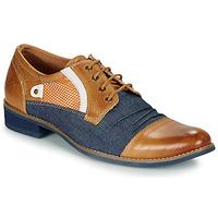 kengät Miehet Derby-kengät Kdopa JONES Camel / Blue