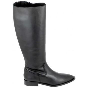 kengät Saappaat Porronet Botte Bost Noir Musta