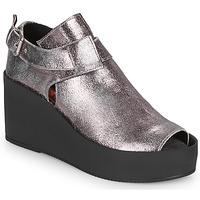 kengät Naiset Sandaalit ja avokkaat Papucei ANTONINA Hopea