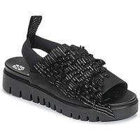 kengät Naiset Sandaalit ja avokkaat Papucei RAMINA Musta