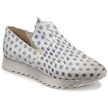 kengät Naiset Matalavartiset tennarit Papucei ZENIT White / Grey