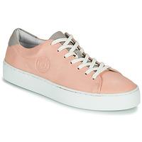 kengät Naiset Matalavartiset tennarit Pataugas KELLA Vaaleanpunainen