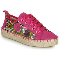 kengät Naiset Espadrillot Pataugas PANKE Pink