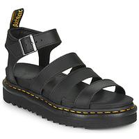 kengät Naiset Sandaalit ja avokkaat Dr Martens BLAIRE Musta