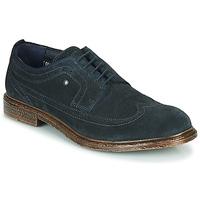 kengät Miehet Derby-kengät Base London ONYX Laivastonsininen