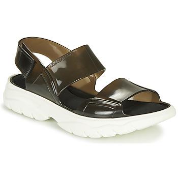 kengät Naiset Sandaalit ja avokkaat Lemon Jelly JUNO Musta / Valkoinen