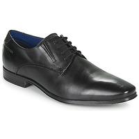 kengät Miehet Derby-kengät Bugatti MORINO Black