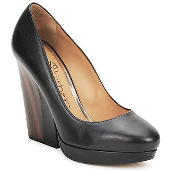 kengät Naiset Korkokengät Eva Turner CANIO Black
