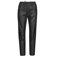 vaatteet Naiset 5-taskuiset housut Oakwood KYOTO Black