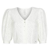 vaatteet Naiset Topit / Puserot Pepe jeans CLAUDIE White