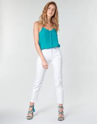 vaatteet Naiset Suorat farkut Pepe jeans MARY White