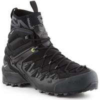 kengät Miehet Vaelluskengät Salewa Ms Wildfire Edge Mid Gtx 61350-0971 black