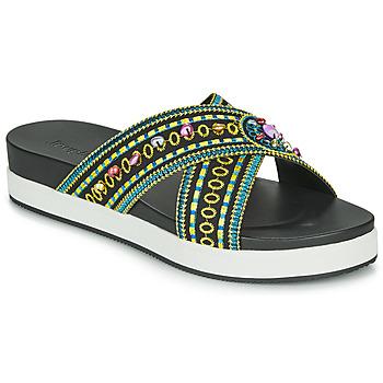 kengät Naiset Sandaalit Desigual SHOES_NILO_BEADS Black