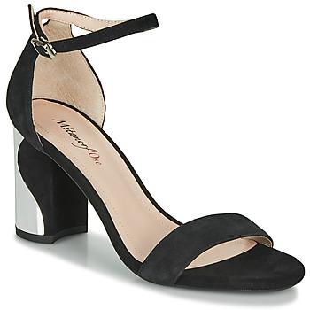 kengät Naiset Sandaalit ja avokkaat Metamorf'Ose GABELOU Black