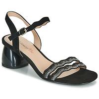 kengät Naiset Sandaalit ja avokkaat Metamorf'Ose GABERNIK Black