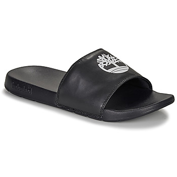 kengät Sandaalit Timberland PLAYA SANDS SPORTS SLIDE Musta