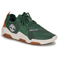 kengät Miehet Matalavartiset tennarit Timberland EARTH RALLY FLEXIKNIT OX Green