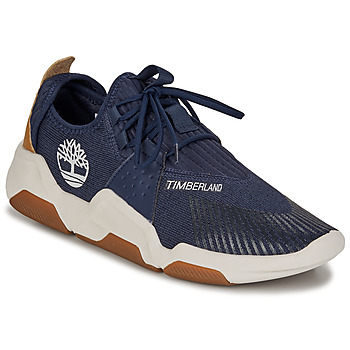 kengät Miehet Matalavartiset tennarit Timberland Earth Rally Flexiknit Ox Blue