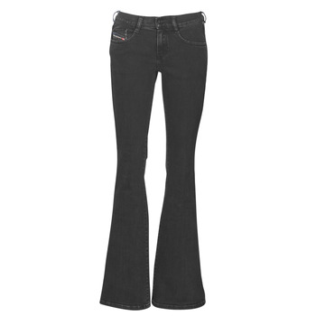 vaatteet Naiset Bootcut-farkut Diesel EBBEY Blue / Fonce / 0870g