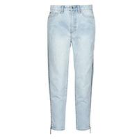 vaatteet Naiset Slim-farkut Armani Exchange HAGO Blue