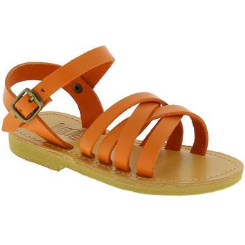 kengät Tytöt Sandaalit ja avokkaat Attica Sandals HEBE CALF ORANGE arancio