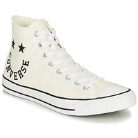 kengät Korkeavartiset tennarit Converse CHUCK TAYLOR ALL STAR CHUCK TAYLOR CHEERFUL White