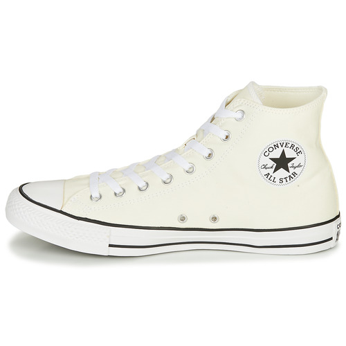Naisten kengät Converse CHUCK TAYLOR ALL STAR CHUCK TAYLOR CHEERFUL White  kengät Korkeavartiset tennarit Miehet 5759