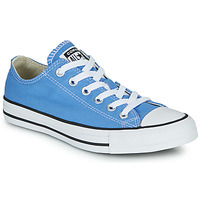 kengät Naiset Matalavartiset tennarit Converse CHUCK TAYLOR ALL STAR SEASONAL COLOR Blue