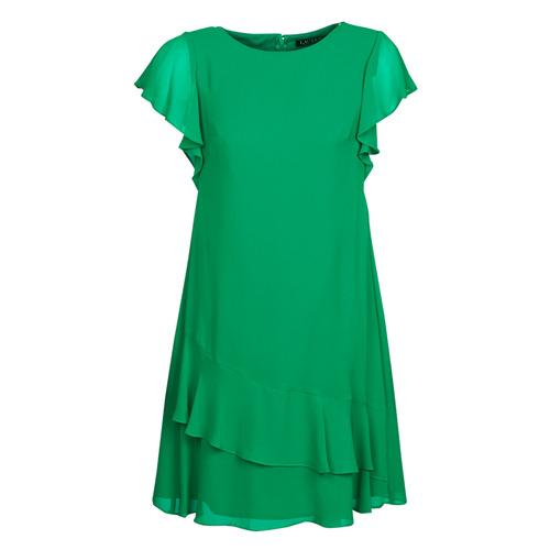 vaatteet Naiset Lyhyt mekko Lauren Ralph Lauren Arnould Green