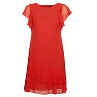 vaatteet Naiset Lyhyt mekko Lauren Ralph Lauren Arolde Red