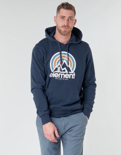 vaatteet Miehet Svetari Element SONATA Laivastonsininen