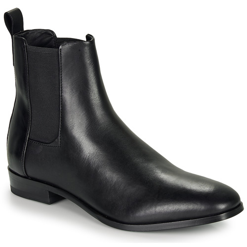 kengät Miehet Bootsit HUGO CULT CHEB ITPL Black