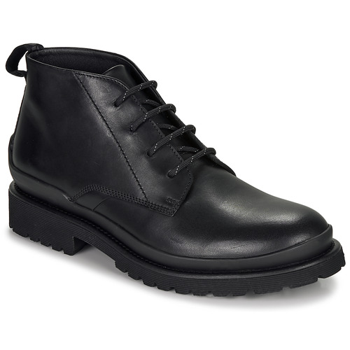 kengät Miehet Bootsit HUGO SCOUT DESB IT Black