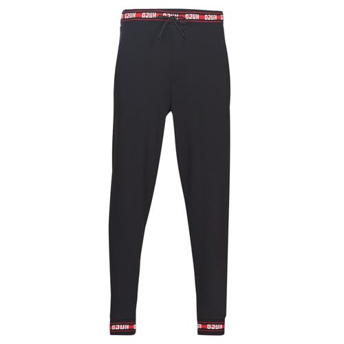 vaatteet Miehet Verryttelyhousut HUGO DOAK 202 Black / Red