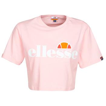 vaatteet Naiset Lyhythihainen t-paita Ellesse ALBERTA Pink