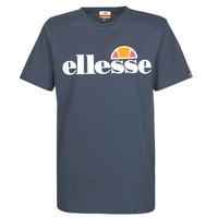 vaatteet Naiset Lyhythihainen t-paita Ellesse PAP ALBANY Laivastonsininen