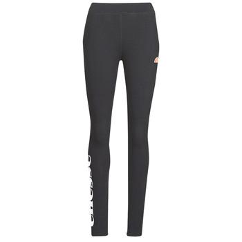 vaatteet Naiset Legginsit Ellesse SOLOS 3 Black