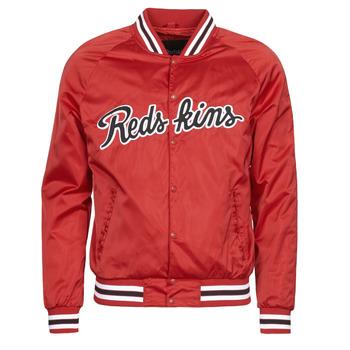 vaatteet Miehet Pusakka Redskins LAYBACK SWISH Red
