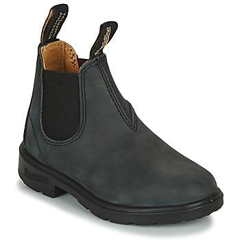 kengät Lapset Bootsit Blundstone KIDS CHELSEA BOOT 1326 Grey