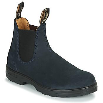 kengät Bootsit Blundstone CLASSIC CHELSEA BOOTS 1940 Laivastonsininen