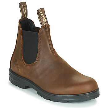 kengät Bootsit Blundstone CLASSIC CHELSEA BOOTS 1609 Brown