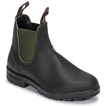 kengät Bootsit Blundstone ORIGINAL CHELSEA BOOTS 519 Ruskea / Khaki