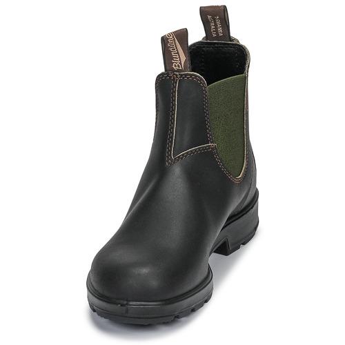 Blundstone Original Chelsea Boots 520 Brown / Kaki - Ilmainen Toimitus- Kengät Bootsit